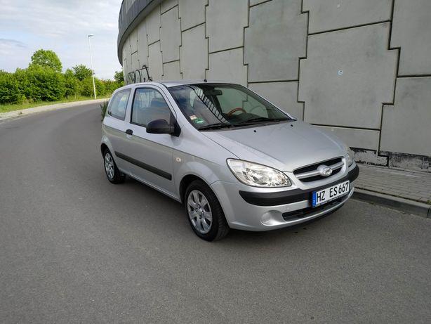 Hyundai Getz 1.1 Benzyna 2006 r. 137 tyś km Bardzo Ładny z Niemiec