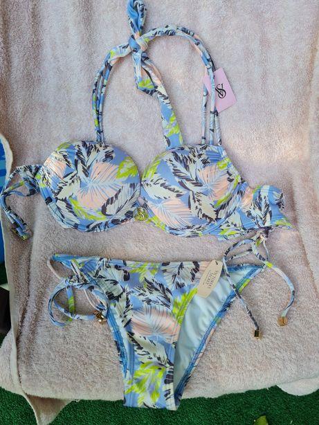 Продам купальник Victoria's  Secrets новый супер пуш ап +2 размера 34в
