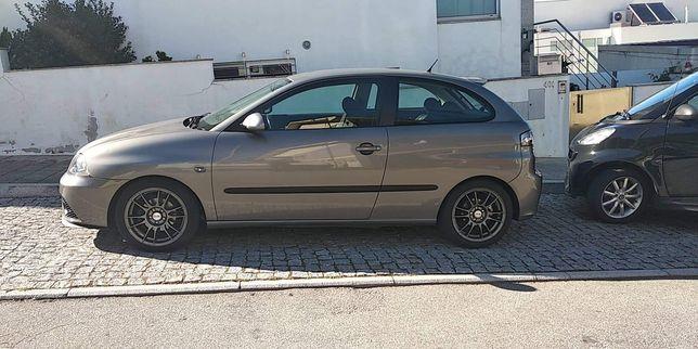Molas H&R Seat Ibiza 6L Fr Cupra