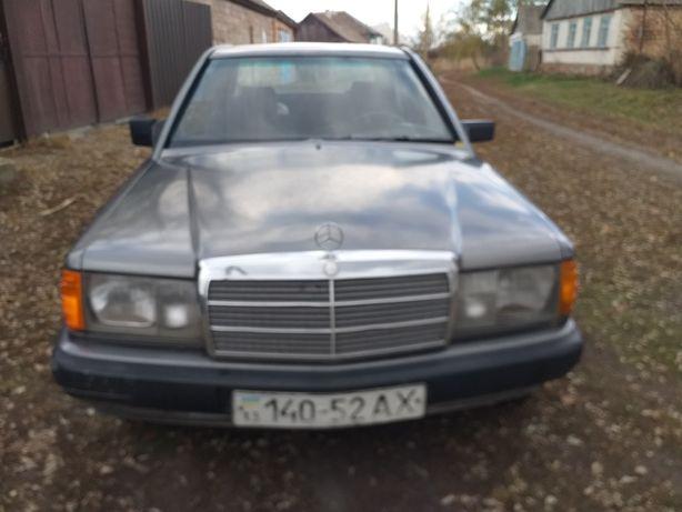 Продам Мерседес Benz 190e 2л бензин. Обязательное переоформление