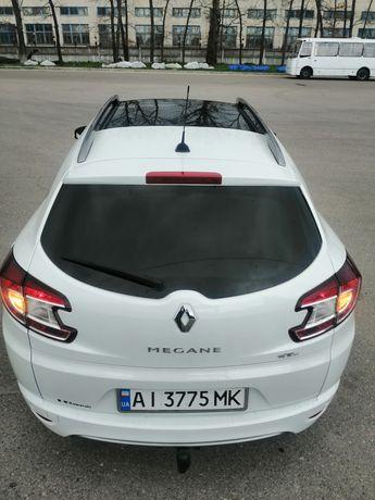 Renault MEGANE GT-line Не Крашен