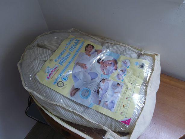 Poduszka dla kobiet w ciąży oraz do karmienia Baby Matex
