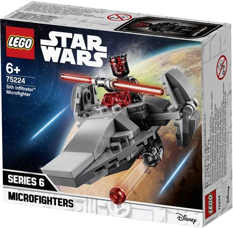 LEGO® Star Wars™ - 75224 Sith Infiltrator Microfighter