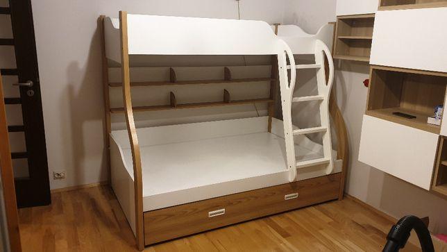 Łóżko piętrowe TRIO ECO używane