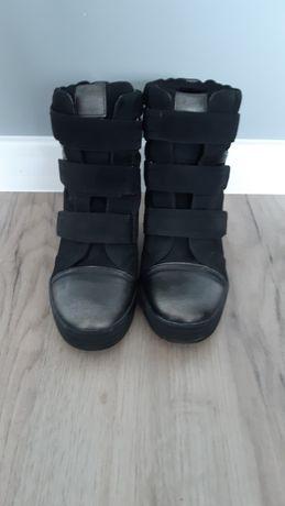 Sneakersy Sergio Leone r.37-38