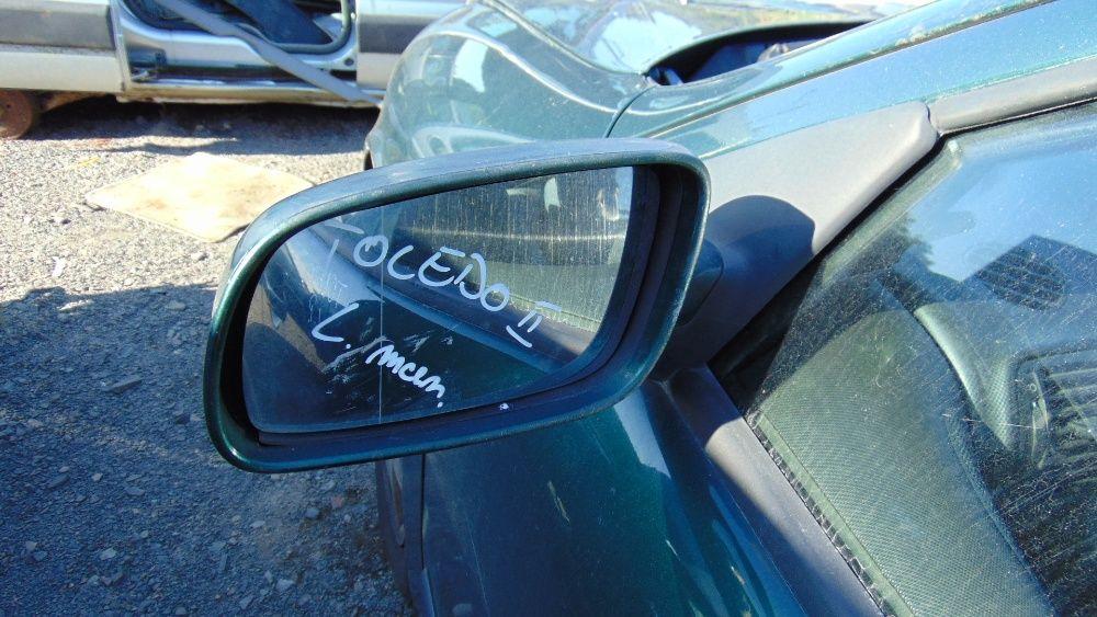 Paź#Seat Toledo II lusterko manualne lewe Wałbrzych - image 1