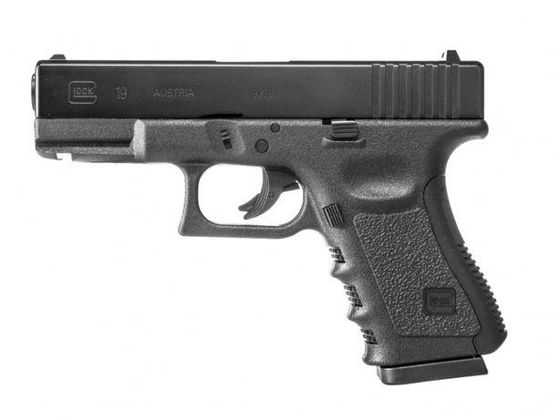 Pistolet wiatrówka Glock 19 4,5 mm BB CO2