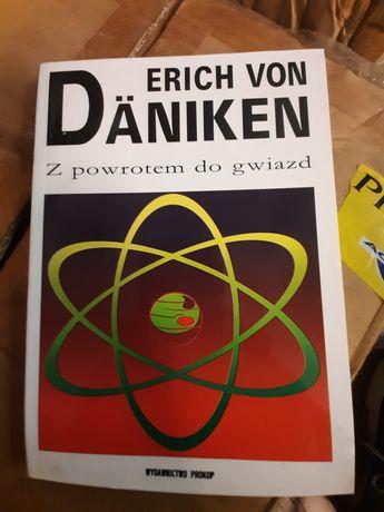 Erich von Daniken  Z powrotem do gwiazd