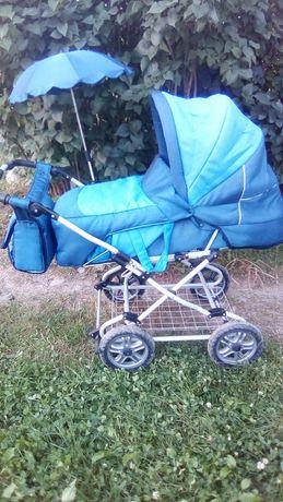 Дитяча коляска 2 в1