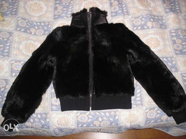 Продам натуральную меховую куртку CASTRO