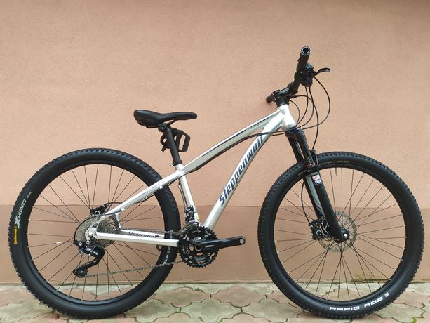 Продам велосипед Steppenwolf Taiga Ltd 27.5