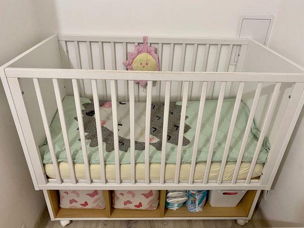 łóżeczko niemowlęce Vox