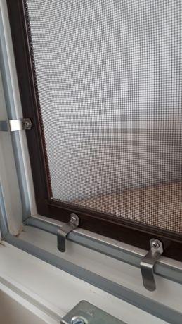 Moskitiera na wymiar od 120 zł/m2 - elegancka, nowoczesna i bezpieczna