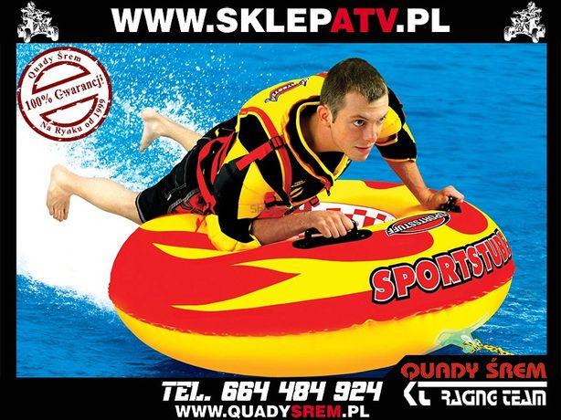 Ponton wodny SPORTSSTUFF VIP SPORTSTUBE 53-1116, 1 osobowy