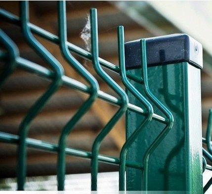 Ogrodzenia panelowe panele ogrodzeniowe Panel 150 fi 4 z montażem