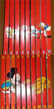 Gigant - komiksy zestaw 60 sztuk
