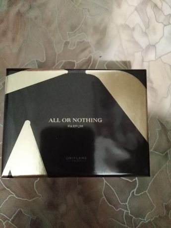 Орифлейм All or nothing