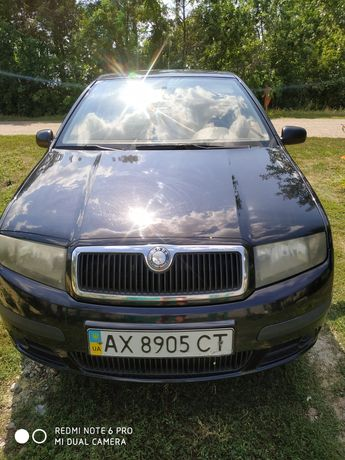Продам авто Skoda Fabia 2006