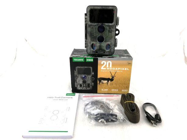 Kamera Fotopułapka TOGUARD H85 20MPX WIFI IP66
