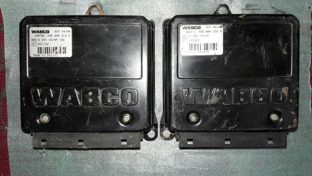Блок управления ABS-E,ABS-D,24V