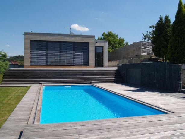 BASEN 7 x 3.5 x 1,5, betonowy/ +FOLIA PEŁNOWYMIAROWY montaż ,serwis