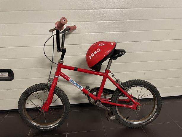 Vendo Bmx de criança oldschool c/ oferta de capacete