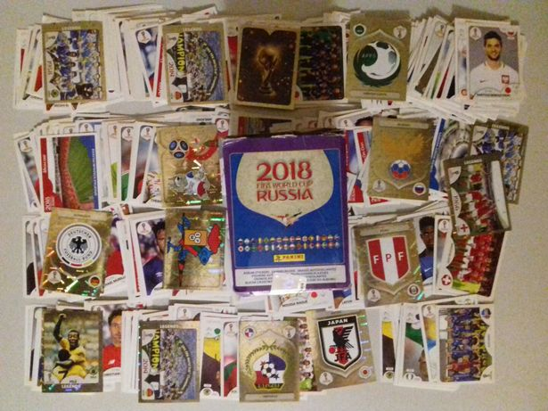 Sprzedam Naklejki Fifa World Cup Russia Rosja 2018