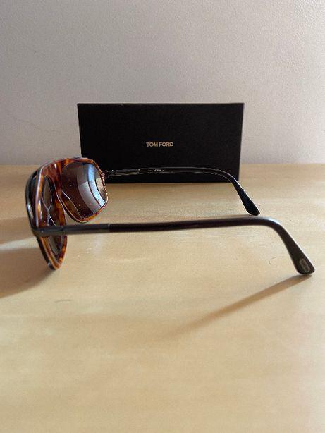 Tom Ford Oculos Originais com aspeto Vintage ou Retro