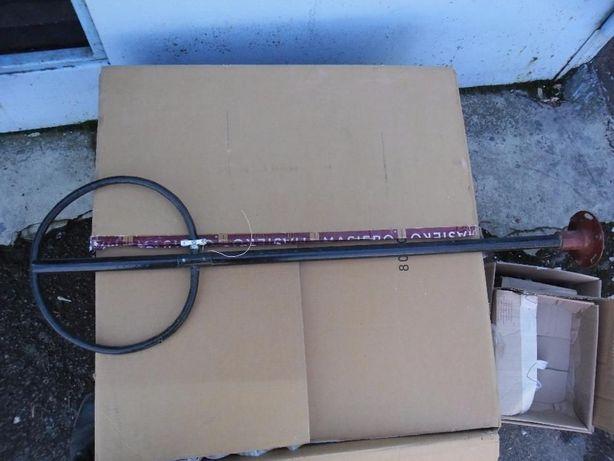 Катушка для глубинного металлоискателя.