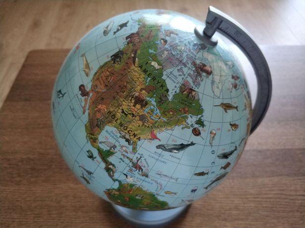 Globus szkolny podstawa plastikowa