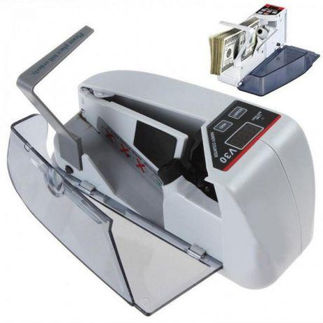 Рахувальна машинка UKC V30 від ризетки і батареєок нова ціна 1350 гр