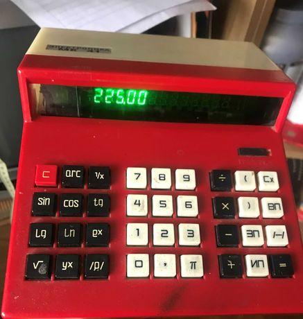Kalkulator radziecki Elektronika MK 41