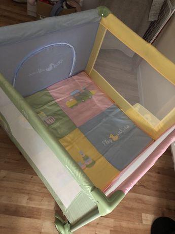Kojec- łóżeczko turystyczne