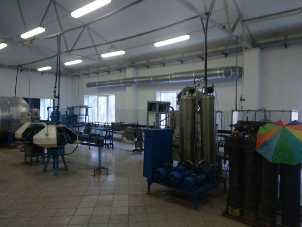 Продам производственное помещение минеральной воды