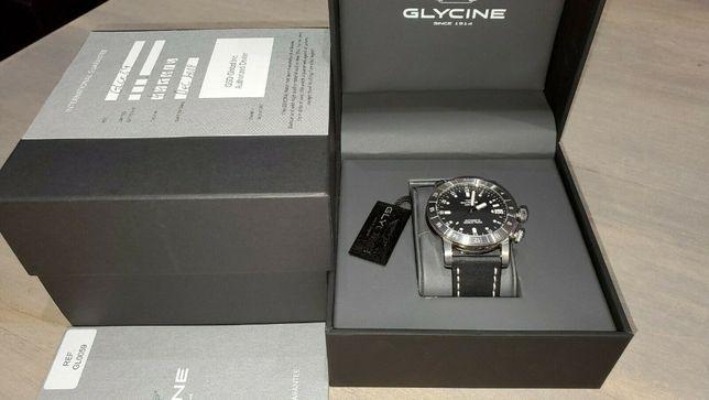 Glycine Airman 46 GMT Date Automatic