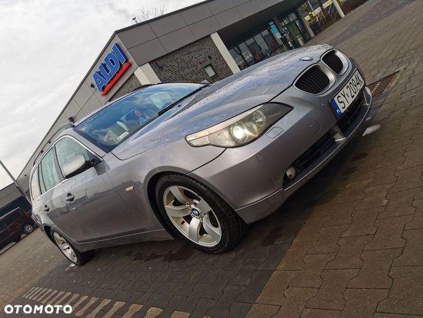BMW Seria 5 BMW Seria 5 Touring E61 525d