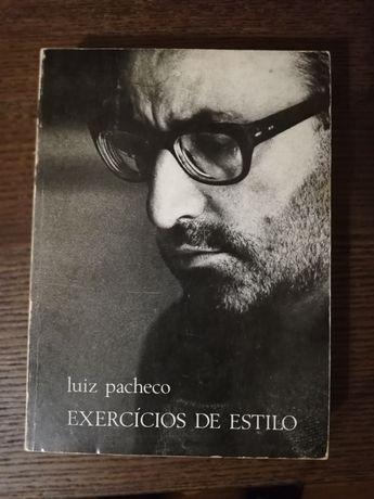Luiz Pacheco exercícios de estilo