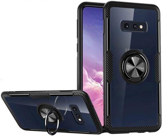 Case Etui Pancerne Carbon Clear do Samsung Galaxy S10E (G970F)