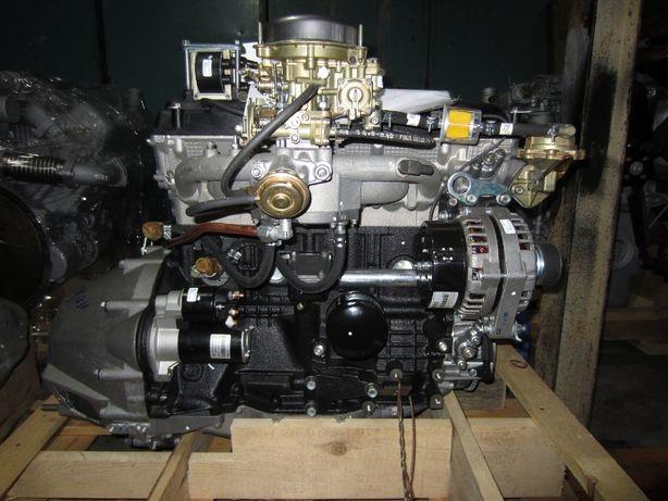 Двигатель ГАЗель 4063 (А-92) карбюратор (пр-во ЗМЗ) НОВЫЙ