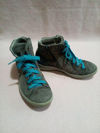 Кеды, ботинки super fit, демисезонные 34размер
