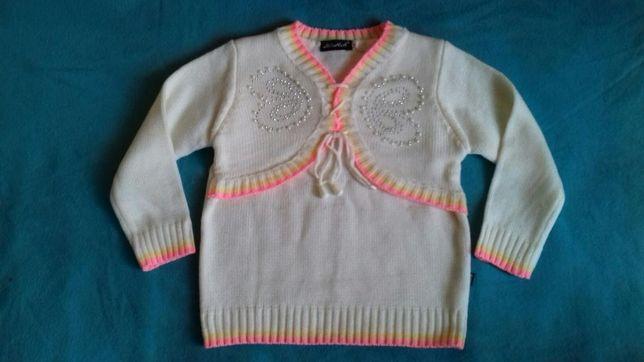 NOWY Sweterek dla dziewczynk