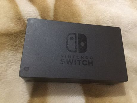 Зарядна станція Nintendo Dock Set