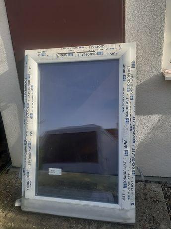OKNOPLAST_Okno lewe 90x130_NOWE_jednoskrzydłowe