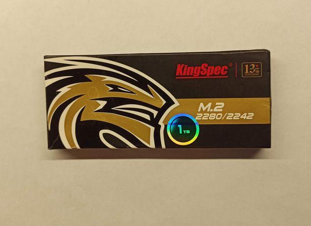 Накопитель KingSpec SSD M.2 1Tb