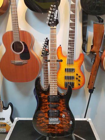 Gitara elektryczna Ibanez Gio GRX70QA-SB