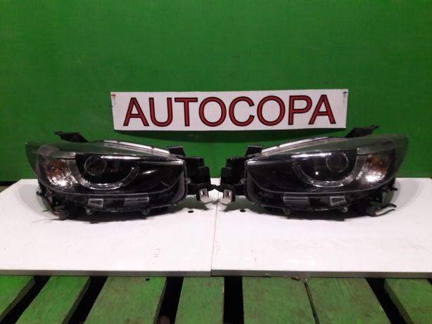 Фара права для Mazda CX-5 2015p