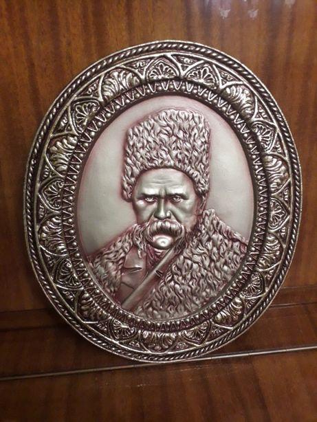 Портрет з гіпсу Т.Шквченка