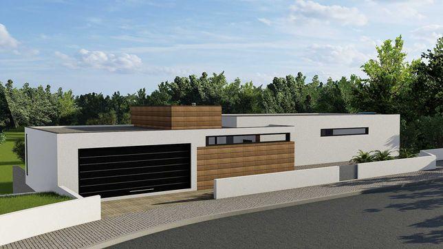 Terreno para construção com projeto aprovado na encosta do Rio Sousa