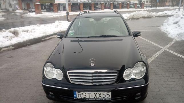 Mercedes Benz , Kompresor Elegance 1.8 ,C180, W203