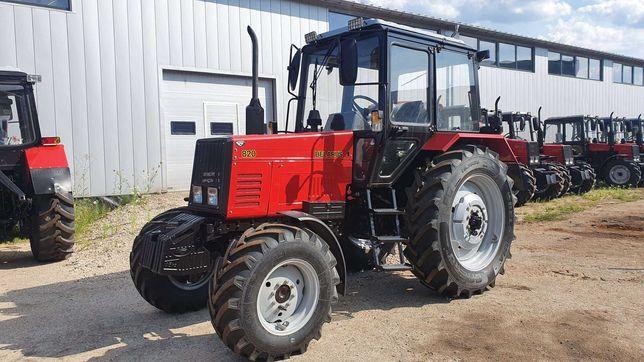 Ciągnik rolniczy MTZ Każdy model 820 / 952 Turbo Transport RATY